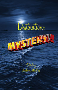 Destination: Mystery! Front Cover