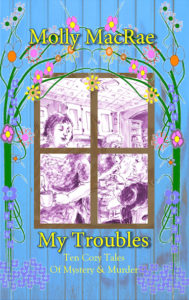My Troubles Front Cover Web
